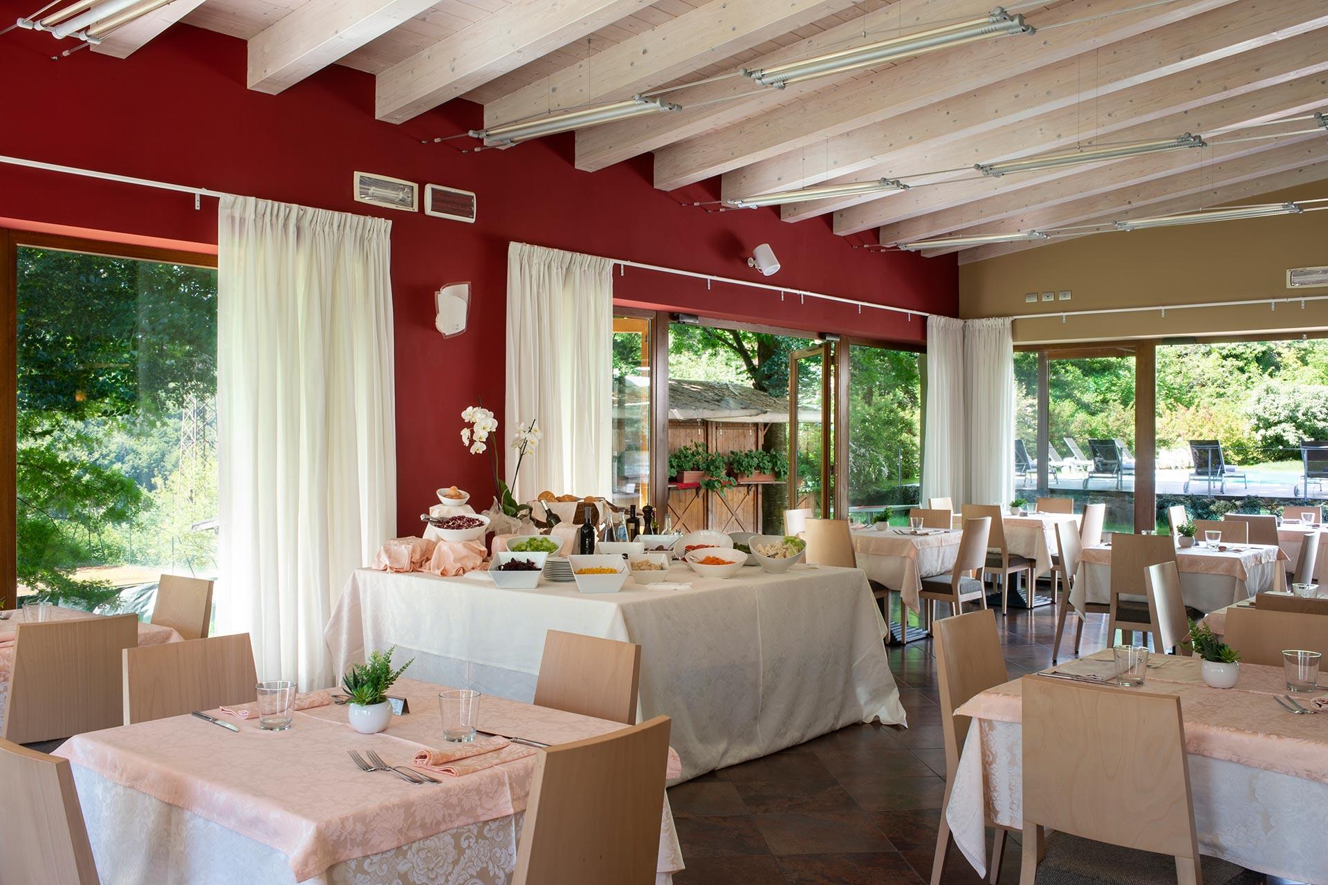 Vital Hotel Flora Comano Terme Tn